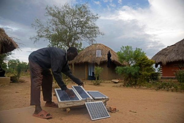 Solar energy in Kenya