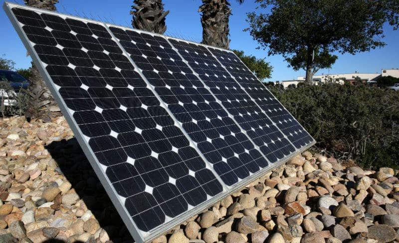 off-grid solar energy in Kenya