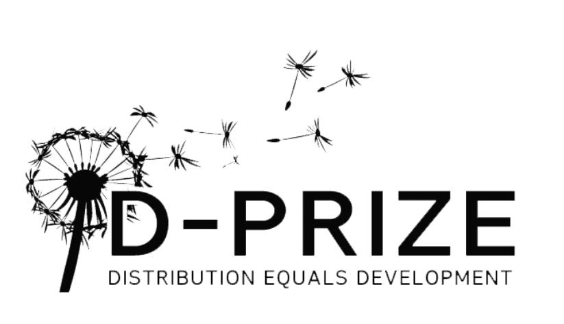 D Prize logo