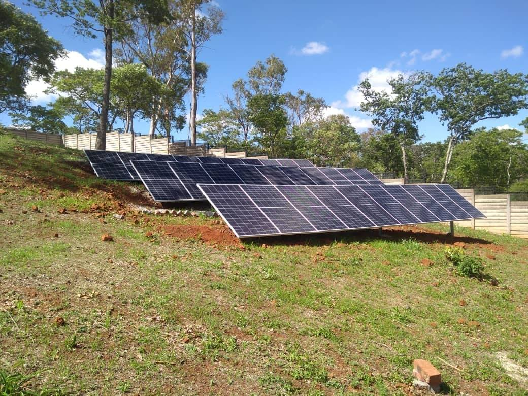 Solar Energy in villages
