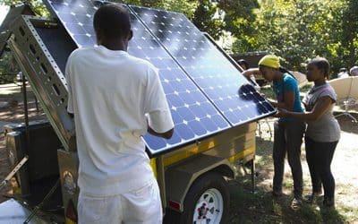 Strathmore University Solar Energy
